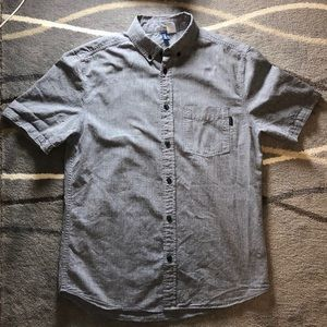 Small Men's, H&M Divided, Button down shirt